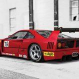 Ferrari F40 LM - Trasera