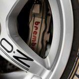 Ferrari F40 LM - Detalle ruedas