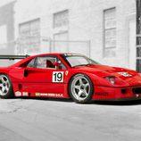 Ferrari F40 LM - Frontal