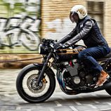 Yamaha XJR1300 Yard Built by Iron Heart - side