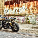 Yamaha XJR1300 Yard Built by Iron Heart - rear