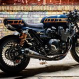 Yamaha XJR1300 Yard Built by Iron Heart - detalle