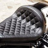 Yamaha XV 950 Yard Built 'The Face' - seat
