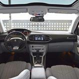 Prueba - Peugeot 308 SW: Tablero de abordo