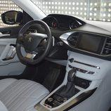 Prueba - Peugeot 308 SW: Detalle interior
