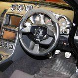 Nissan 350Z de Fast&Furious: Tokyo Drift - Interior lado conductor