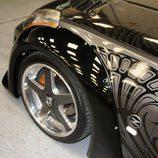 Nissan 350Z de Fast&Furious: Tokyo Drift - Detalle aletín