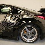 Nissan 350Z de Fast&Furious: Tokyo Drift - Detalle de la pintura
