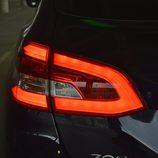 Prueba - Peugeot 308 SW: Iluminación trasera