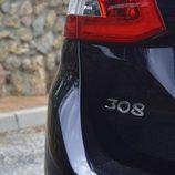 Prueba - Peugeot 308 SW: Anagrama 308