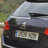 Prueba - Peugeot 308 SW: Detalle zaga