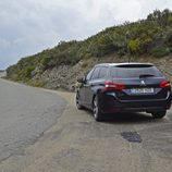 Prueba - Peugeot 308 SW: En ruta