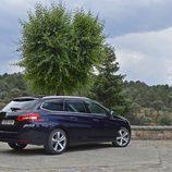 Prueba - Peugeot 308 SW: Autentico viajero