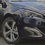 Prueba - Peugeot 308 SW: Detalle esquina delantera