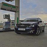 Prueba - Peugeot 308 SW: Pisarás poco las gasolineras