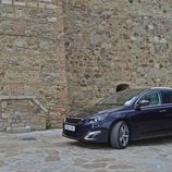 Prueba - Peugeot 308 SW: 1/3 frontal izquierdo