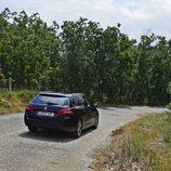 Prueba - Peugeot 308 SW: Trasera en movimiento