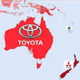 Marcas más buscadas en Google 2014 - Australia