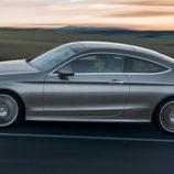 Mercedes-Benz Clase C Coupé 2016 - Lateral izquierdo