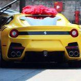 Ferrari f12 Speciale - rear
