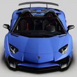 Lamborghini Avenatdor LP 750-4 SuperVeloce Roadster - frontal