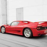 Ferrari F50 - rear