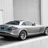 McLaren-Mercedes SLR - rear