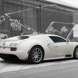 Bugatti Veyron SuperSport 300 - rear