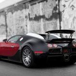 Bugatti Veyron '001' rear