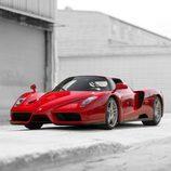 Ferrari Enzo 400th - front