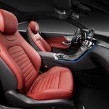 2016 - Mercedes benz Clase C Coupé: Asientos delanteros