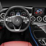 2016 - Mercedes benz Clase C Coupé: Mandos del conductor