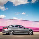 2016 - Mercedes benz Clase C Coupé: Trasera en movimiento
