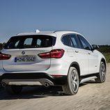 BMW X1 2016 - rear