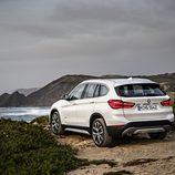 BMW X1 2016 - back