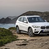BMW X1 2016 - front