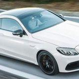 Filtrado - Mercedes AMG C63 Coupé: Frontal