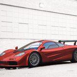 McLaren F1 LM 1998 #73 - side