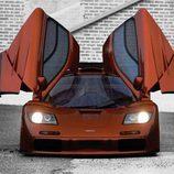 McLaren F1 LM 1998 #73 - doors