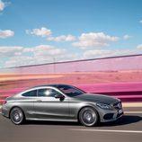 2016 - Mercedes benz Clase C Coupé: En movimiento