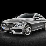 2016 - Mercedes benz Clase C Coupé: 3/4 frontal izquierdo