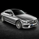 2016 - Mercedes benz Clase C Coupé: 3/4 frontal derecho