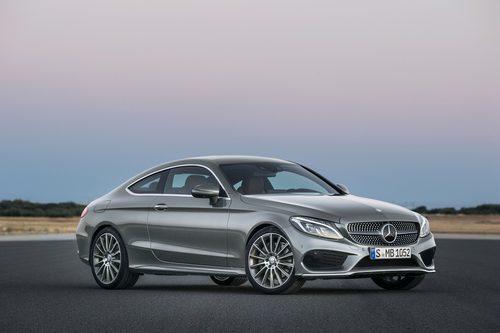 2016 - Mercedes benz Clase C Coupé