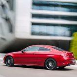 2016 - Mercedes Benz Clase C Coupé AMG: 3/4 trasera izquierda
