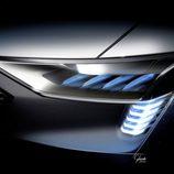 Audi quattro e-tron concept pilotos