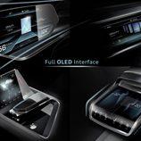 Audi quattro e-tron concept sistemas