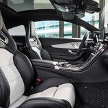 2016 - Mercedes AMG C63 Coupé: Asientos