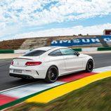 2016 - Mercedes AMG C63 Coupé: Trasera en el circuito