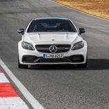 2016 - Mercedes AMG C63 Coupé: Frontal