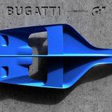 Bugatti Vision Gran Turismo - NACA